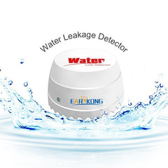Wireless Water Leakage Detector Wifi / GSM Alarm System Intrusion Detector