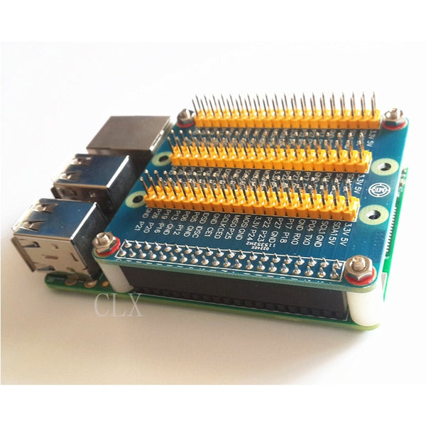 Raspberry Pi 3 Expansion Board GPIO With Screws