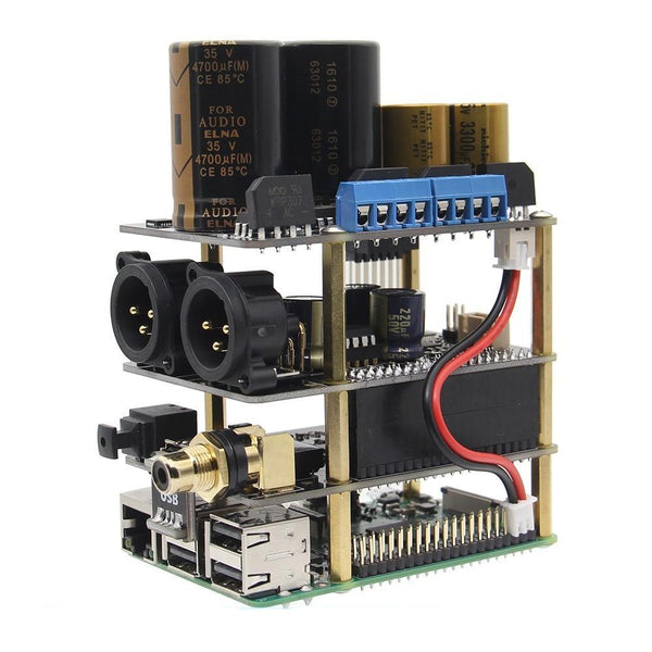 Raspberry Pi Hifi Audio Kit Power Supply Board