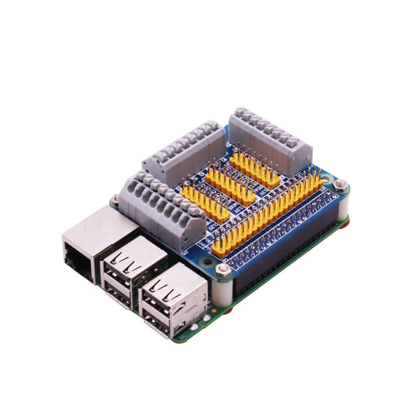 Raspberry Pi 3 GPIO Board Multifunctional Extension Board Module