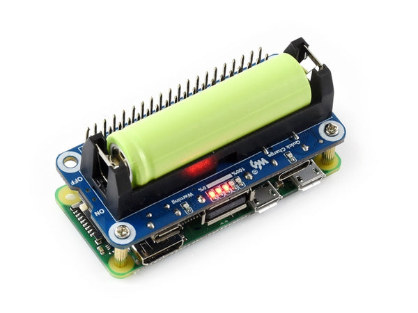 Raspberry Pi 5V Regulated Output Quick Charge Chip