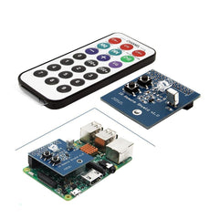 Raspberry pi 3 B+ IR Remote Infrared Expansion Board Controller Kit