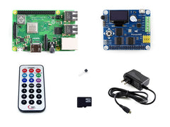Raspberry Pi 3 Model B+, Development Kit and Expansion Board