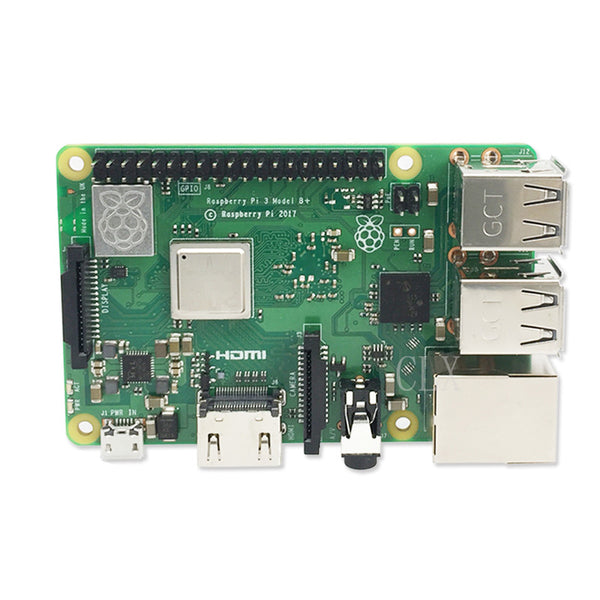 Raspberry Pi 3 Model B+ (plug) Built-in Broadcom