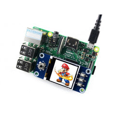 1.44inch LCD display HAT for Raspberry Pi