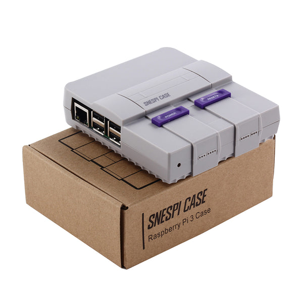 Raspberry Pi 3 Model B+ Case Mini NES Style Case