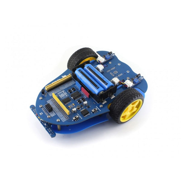 Mobile Robot Development Platform with Raspberry Pi