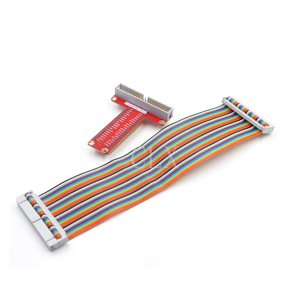 Raspberry Pie B + T Type Expansion Board Cable