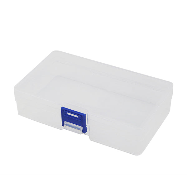 New Plastic Transparent Components Storage Box Raspberry Pi 3
