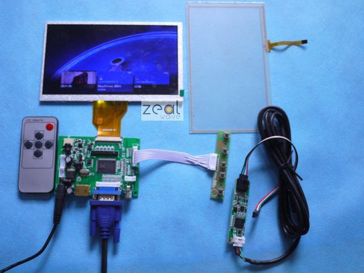 Raspberry Pi Touch Screen Display TFT Monitor