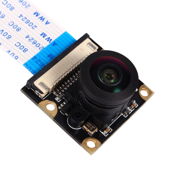 Camera Module Board 5MP 175 Degree Fish Eye Lenses For Raspberry Pi