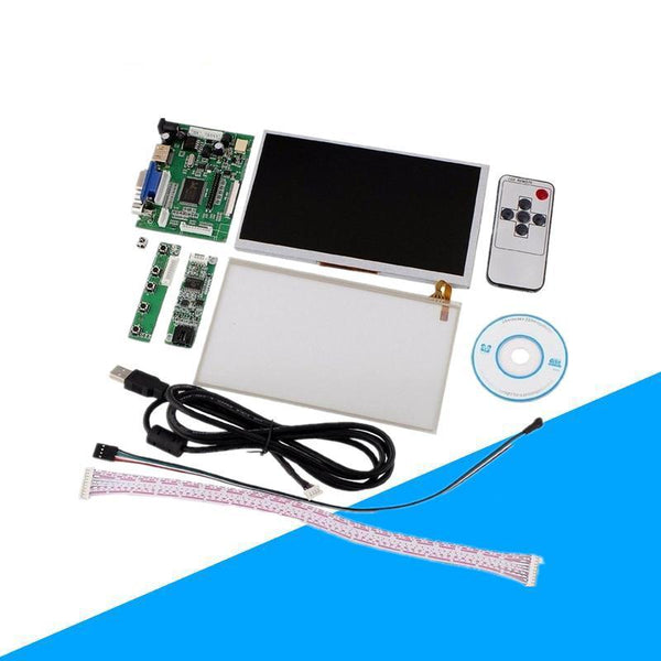 "7"" inch Raspberry Pi LCD Touch Screen Display TFT Monitor"