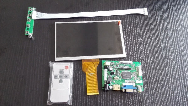 9 Inches Raspberry Pi 3 LCD Display Screen Matrix TFT Monitor