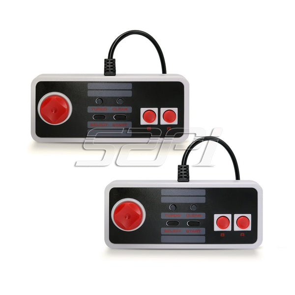 2Pcs USB Game Controller Turbo Edition for Raspberry Pi