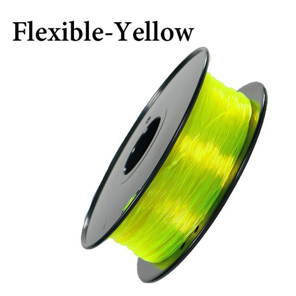 Flexible Rubber filament Soft for 3D printing