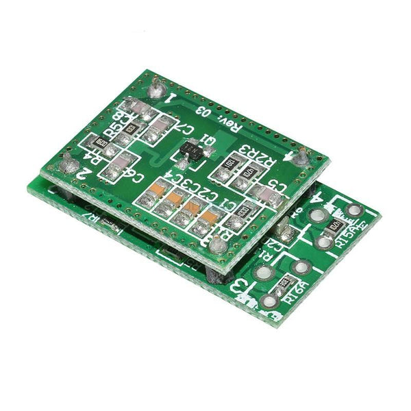 Microwave Sensor Switch Module Diy Kit