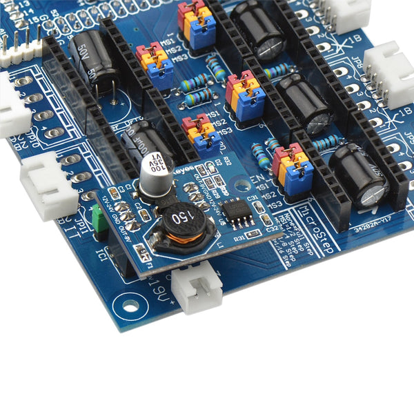 3D Printer Control Board Dual Print Compatible RAMPS