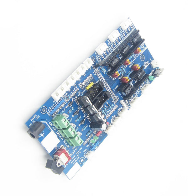 DIY 3D Printer Control Board Compatible For RAMPS Dual Print