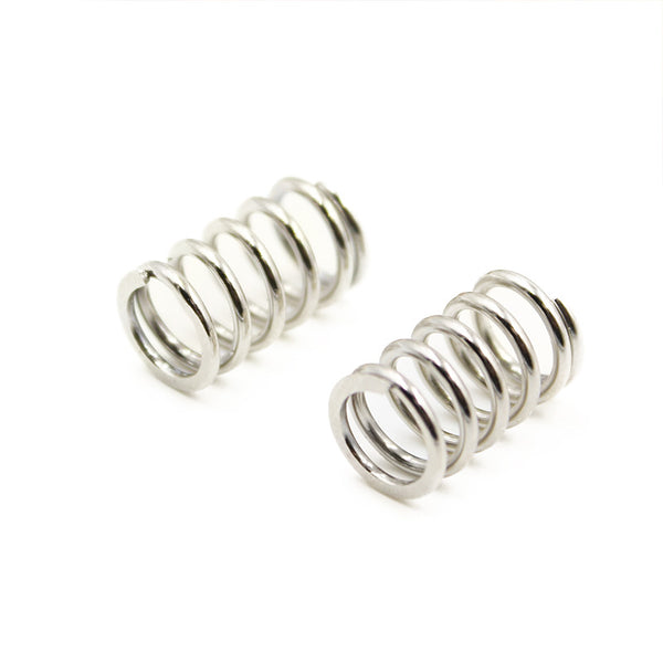 10Pcs 3D Printer Flat Adjusting Spring