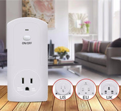 Smart WiFi Intelligent Timer Socket Remote Control Timing Temperature Humidity Control