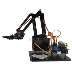 Robot Arm Robotic Claw Economy with Adapter Potentiometer