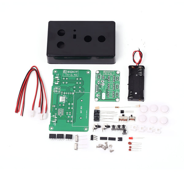 Channel Remote Control DIY Kit Transceiver Wireless Module