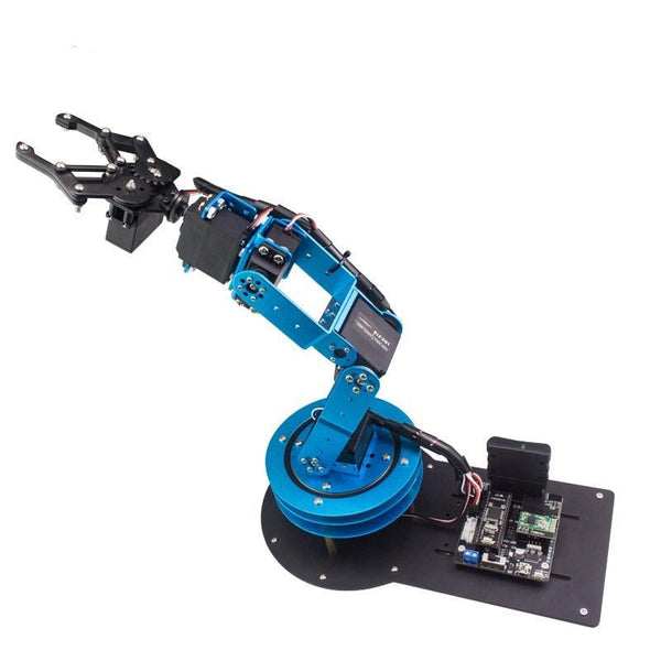 Robot Arm Micro controller Teaching Machinery KIT