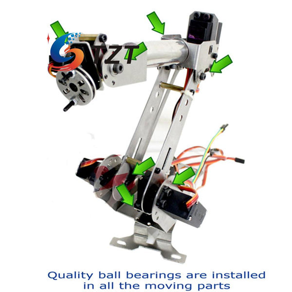 Mechanical Robotic Arm Frame Kit for Robot Smart Car