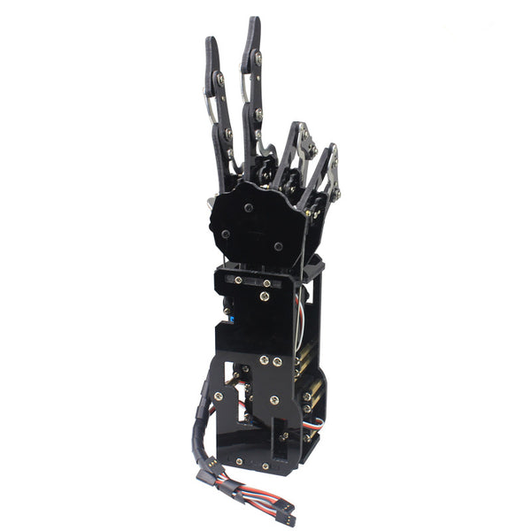 Bionic Robot Claw manipulator Independent Movement Installed