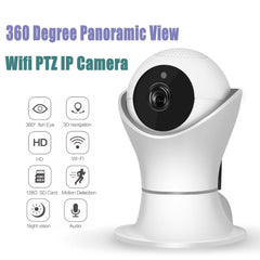 Wifi IP Camera Wireless Network Home Security CCTV Camera 360