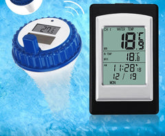 Professional Digital Wireless Swimming Pool Thermometer SPA Floating Temperature Meter