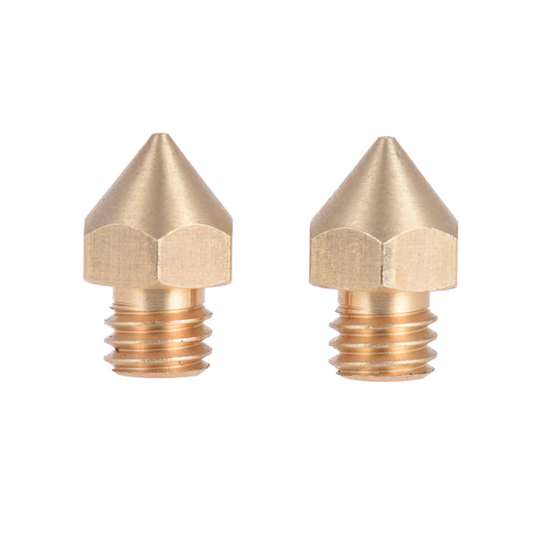 Brass Nozzle Extruder 3D Printer Head Output