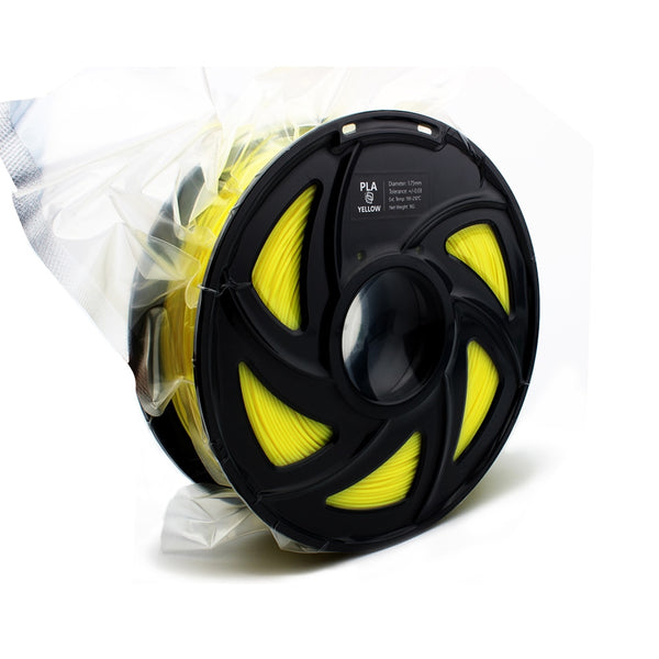 Yellow 3D Printing Plastic 3D Printing Filament 3D Printer Supplies