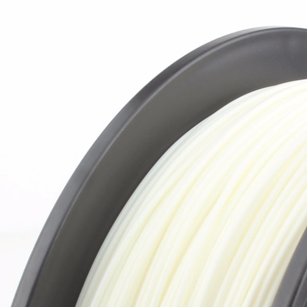 Filament Plastic 3D Printing Materials Ivory White Color