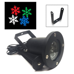 Laser Snowflake Projector Lamp Outdoor Waterproof