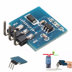 Digital Touch Sensor Capacitive Touch Switch Module