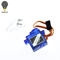 Smart Electronics  Rc Mini Micro 9g 1.6KG Servo SG90 for RC 250 450 Helicopter Airplane Car Boat