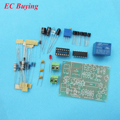 Infrared sensor infrared Proximity Switch Automatic Control Kit Fun DIY Kit Welding Practice Board CD4093BD for Hand Dryer Tap