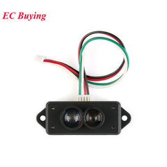 Laser Distance Measuring Sensor Module ToF One-way Laser Range Finder High-precision Sensor Module Serial Output