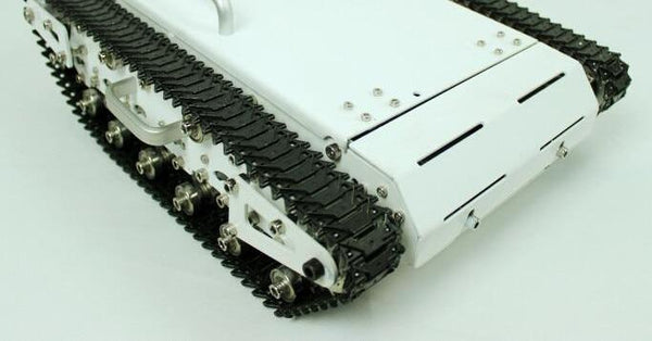 Big Bearing Weight Tank Chassis RC Tracked Car Remote Control