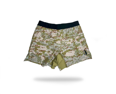 THF Athletic Shorts - Multicam Arid