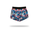 Women's THF Athletic Shorts - Miami Vice V2