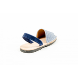 Del Rio London Girls Flat Sandal KIDS ESPALMADOR 14SS11501 - Rich In Apparel