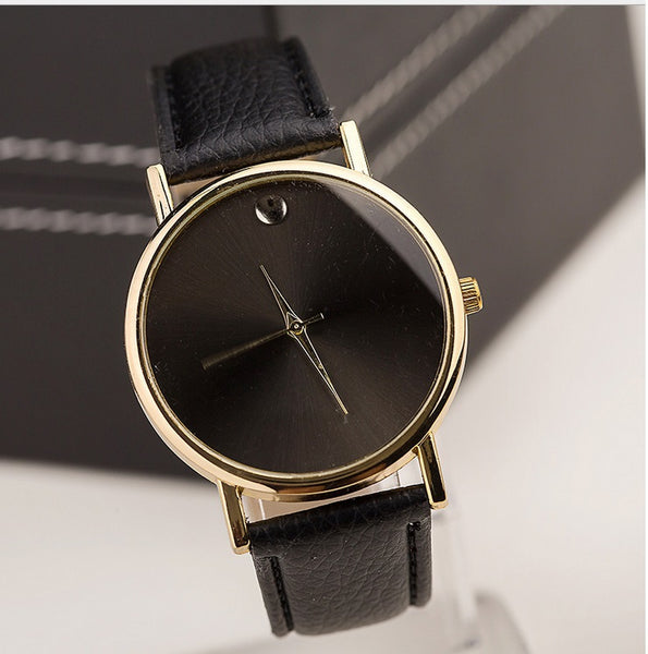 Minimalist Geneva Watch MEN - Rich In Apparel