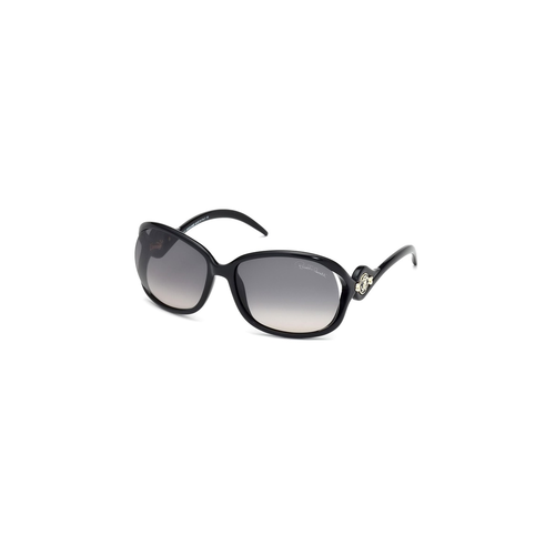 Roberto Cavalli womens sunglasses Ixia RC576S 01B - Rich In Apparel
