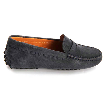 Tod's kids mocassin UXC00G00640ELOB604 - Rich In Apparel