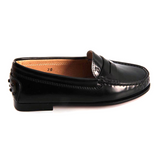 Tod's kids mocassin UXC0HG00640CBMB999 - Rich In Apparel