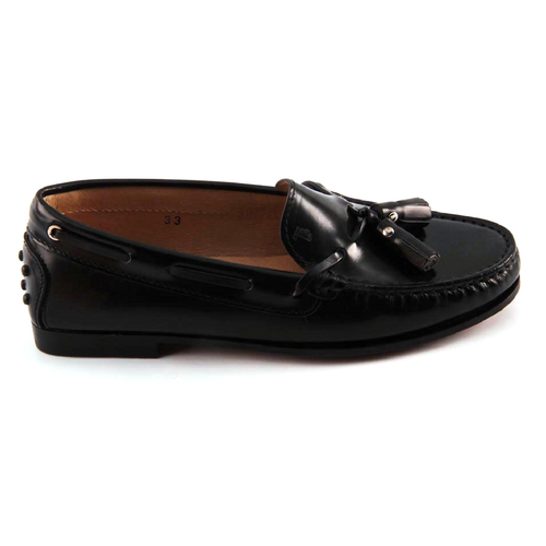 Tod's kids mocassin UXC0HG06120CBMB999 - Rich In Apparel