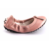 Tod's girl ballerinas UXC0HI04281SDUM400 - Rich In Apparel