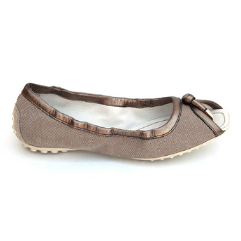 Tod's ladies ballerina XXW0IV055903KA7976 - Rich In Apparel